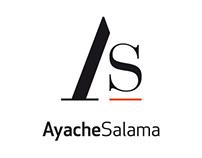 Ayache Salama - Site internet