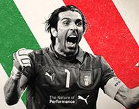 Puma / Prozone / First 10 - Infographics 2012-2013