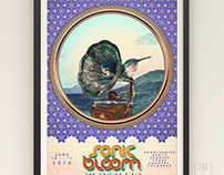 Sonic Bloom VIP Poster