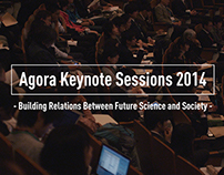 Agora Keynote Sessions 2014