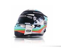 2018 // Singer Vehicle Design // Mazen Fawaz Helmet
