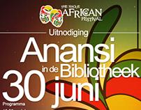 Anansi-stories flyer