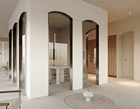 Office design 100 sq.m.