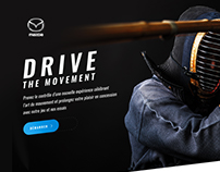 Mazda - Drive the movement