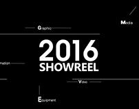 【TGideas】2016 SHOWREEL