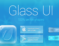 Glass UI