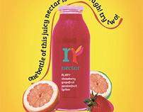 Nectar Organic Juice: Branding
