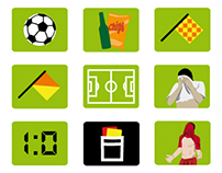 Football Icons Freebies