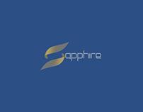 Sapphire Brand Identity