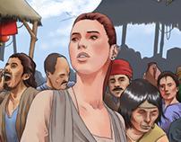 Alexandria- Phoenician market