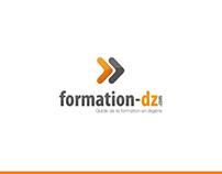 Refonte de Fromation-dz.com