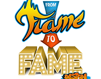 From flame to fame