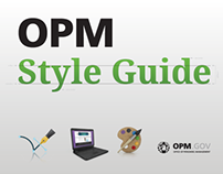 Office of Personnel Management - Style Guide and Web