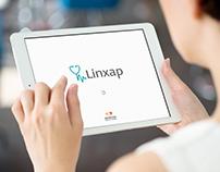 Logo - Linxap -  Maincare solutions