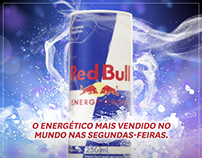 Post Facebook Red Bull