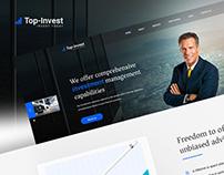 Business Demo Design for Composer - WordPress Theme