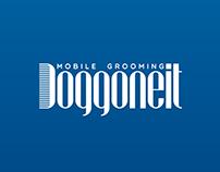 Doggoneit Mobile Grooming Logo