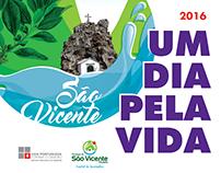 Um Dia Pela Vida - São Vicente 2016