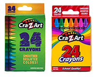 Cra-Z-Art Package Rebrand