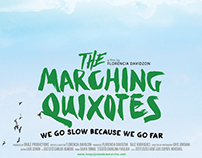 Los Quijotes de la Marcha