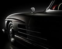 1961 Mercedes-Benz 300SL (Private collector)
