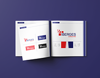 Brand Book for IBERGES consulting