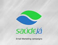 SaúdeJá Email Marketing