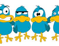 Illustration: Bird's Band