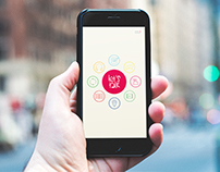 App Design »Let's Talk«