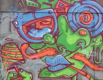 Graffiti Charakters