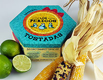 Los Pericos Packaging