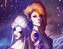 Leona & Diana