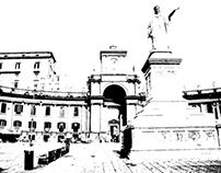 Borgo Dante e Decumani: branding
