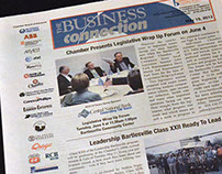 Business Connection newsletters