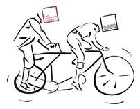 Bike To Work Week: Team S/AIC