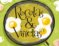 Recetas&Viñetas (The Drawn Recipes Cookbook)