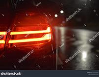LED Car Backlight (BMW 4 Series Coupé)