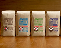 Mission Coffee Roasters Packaging Concept