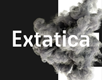 Extatica typeface