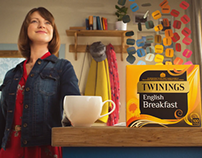 Twinings - Making Of