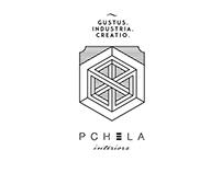 PCHELA interiors branding