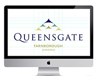 Queensgate Development branding