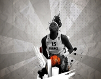 FIBA WOMEN 2009 LATVIA opening sequence