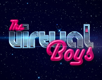 The Virtual Boys blog logo