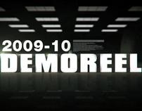 Demoreel 2009-2010