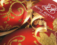 Royal Marine Hotel Christmas Brochure