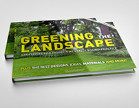A4 Landscape Book Mock-Up