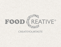 Food Creative website