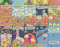 Mau's Adventure - Comic & Animated Comic - Episode 3