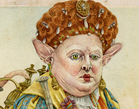 Madame Bujeta, Cabinet of curiosites